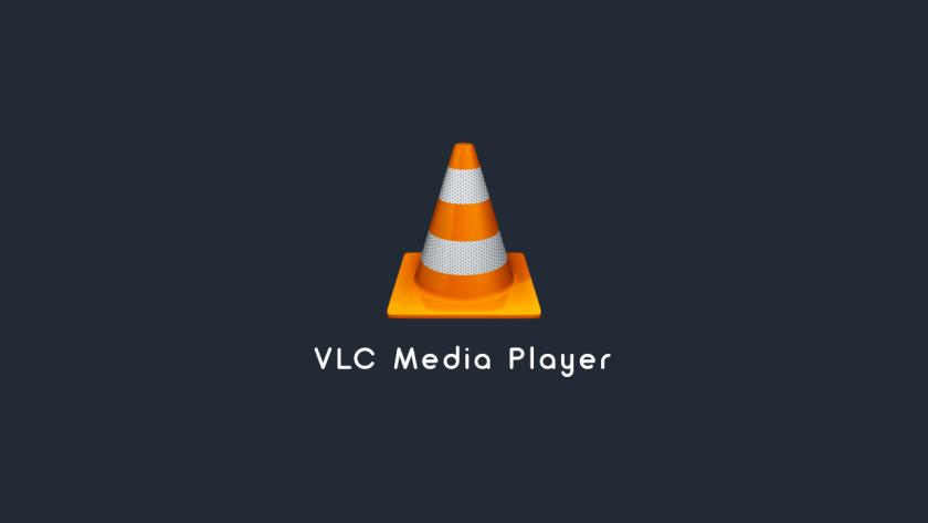 VLCメディアプレイヤーのイメージ。