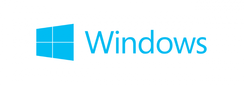 Windows のロゴ。