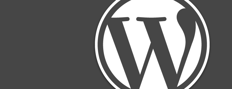 WordPress のロゴ